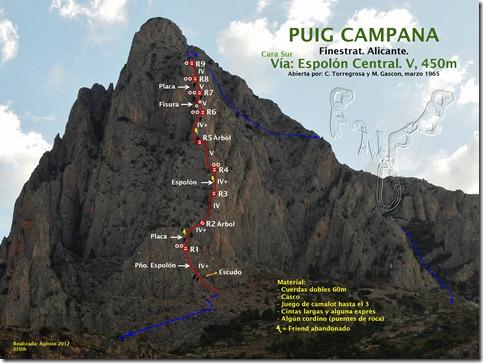 Más rutas en la provincia de Alicante