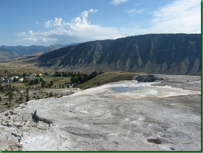 Mammoth Hot Springs Terraces (197)