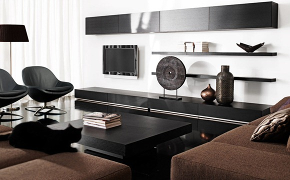 Muebles para Living contemporáneos