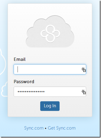 Sync com: Secure Cloud Storage Contender -   Exit   the   Fast   Lane  