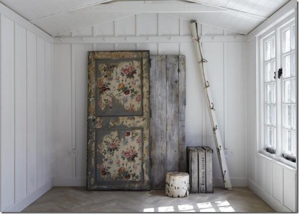 Piccoli spazi casa estiva in giardino case e interni for Interni case americane
