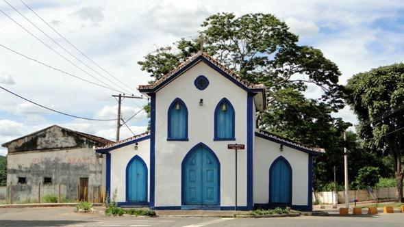 Cordisburgo - Capela Patriarca São José
