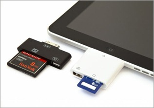 iPad card Readers