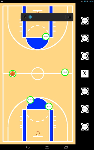 【免費運動App】CoachingTab For Basketball 2.0-APP點子