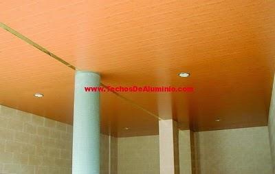 techos de aluminio índigo
