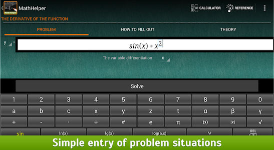 Math Helper - Algebra Calculus v3.1.0