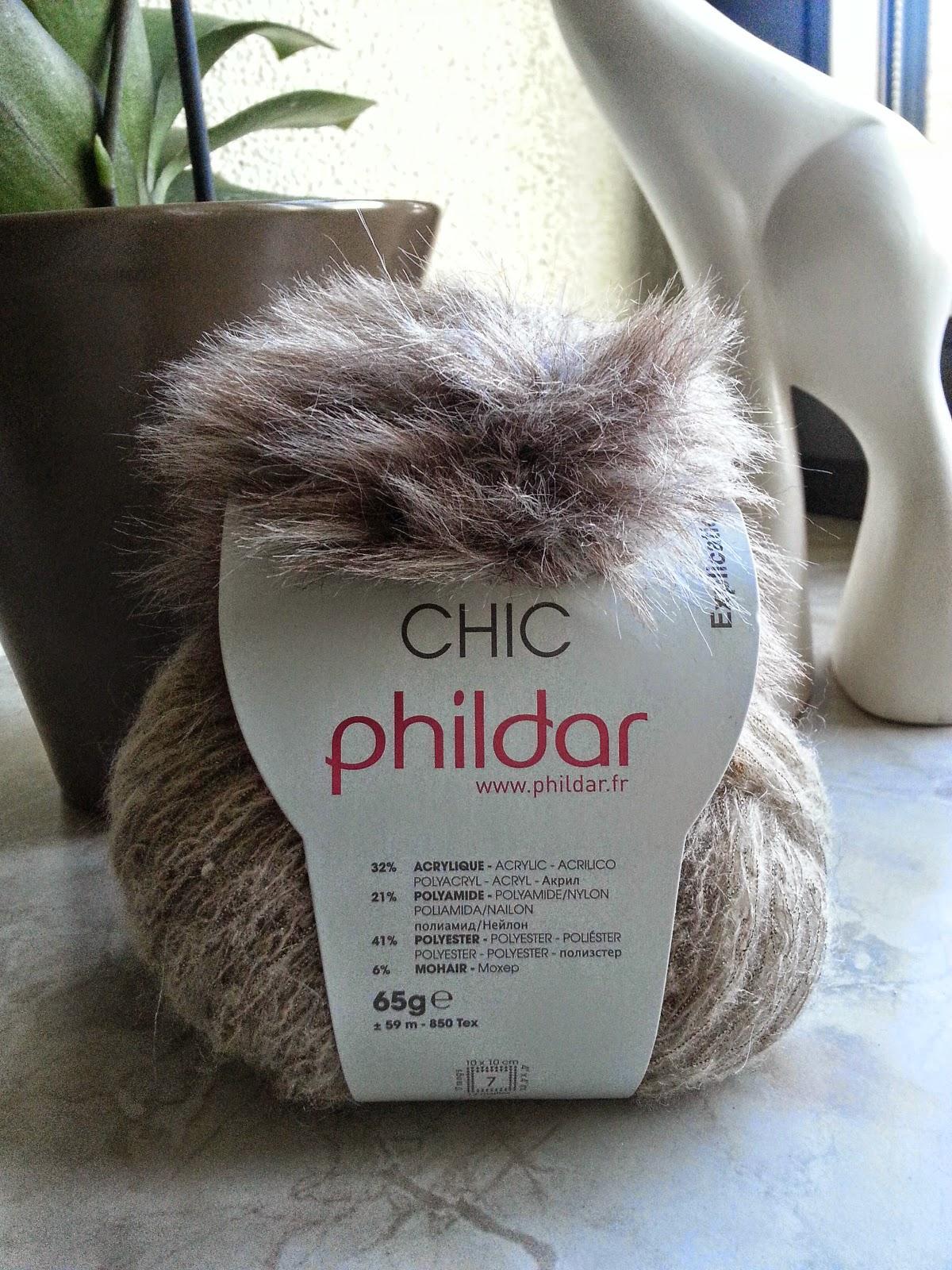 kit tricot phildar