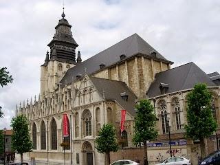Eglise Notre-Dame-de-la-Chapelle à Bruxelles