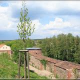 Burgmauern Burg Eisenhardt