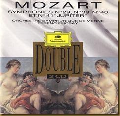 Mozart sinfonias Fricsay