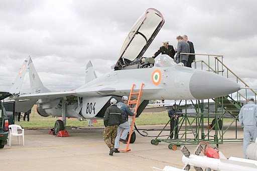 Any pics of Indian Navy Mig 29K  !!! - HyperScale Forums