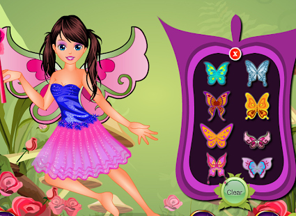 Tooth Fairy Dressup  Girl Game- screenshot thumbnail