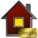 Sweet Home Image Backup Donate logo