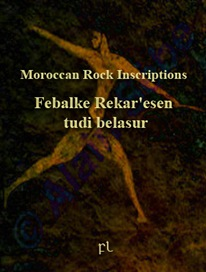 Moroccan Rock Inscriptions Cover