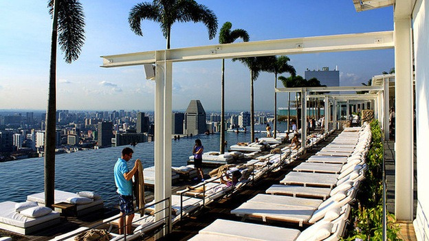 Marina Bay Sands Skypark, Singapore