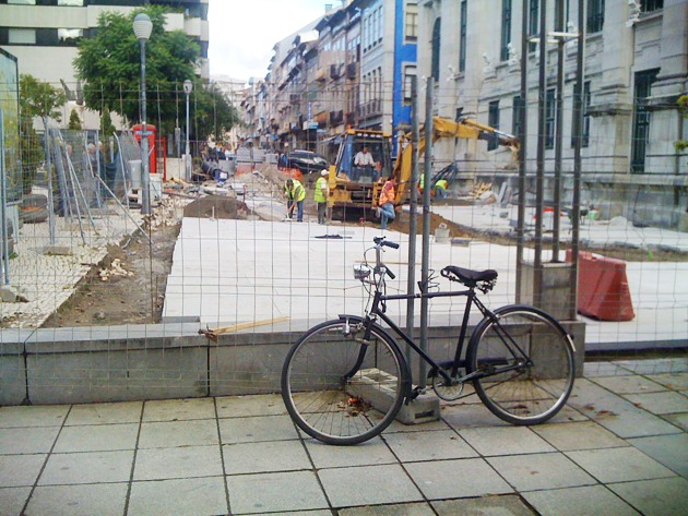 Estacionamento bici 051