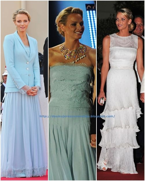 Charlene Wittstock-Monaco Royal Wedding2