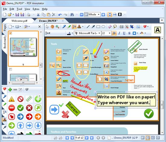 PDF Annotator v7.0.0.703 Full İndir