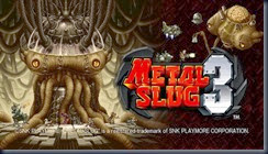 Metal Slug 3 Wall Papper