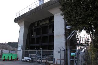 取水口制水門扉(鋼製バイパスバルブ付ローラーゲート)