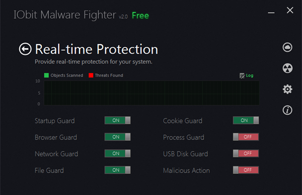 9.Real Time Protection