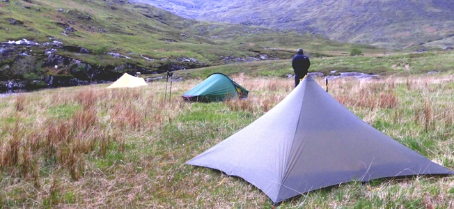 TENT CITY, RIVER CARNACH