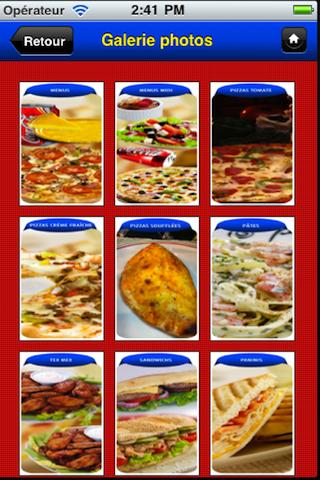 Pizza Pronto - screenshot