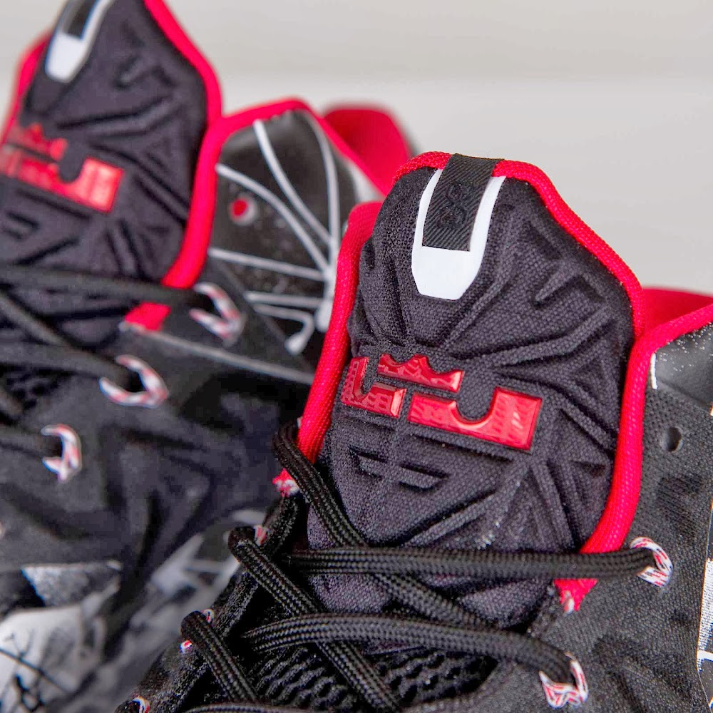 new product 0df16 3616b ... One More Look at the Just Released 8220Graffiti8221 Nike LeBron 11 ...