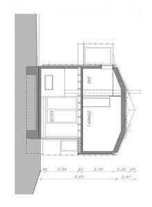 plano-corte-casa-Lakeshore-