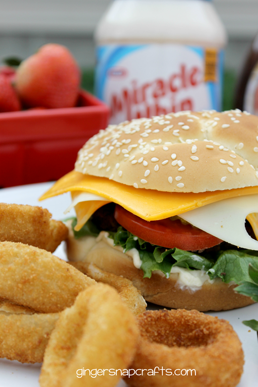 how to make a triple cheeseburger #shop