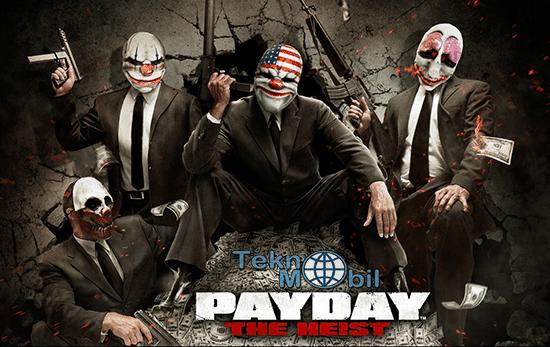 Payday: The Heist Full İndir