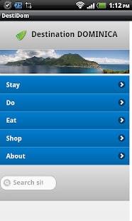 Destination Dominica- screenshot thumbnail