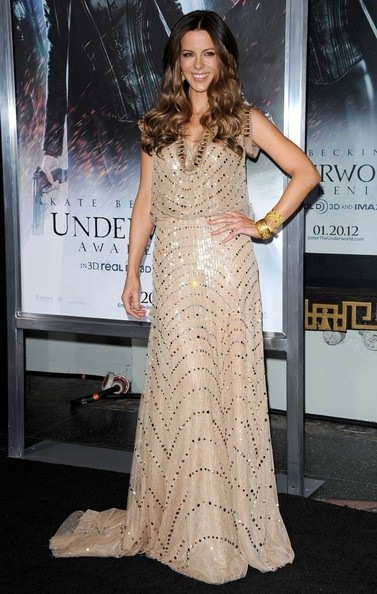 Kate Beckinsale Underworld Awakening Premiere