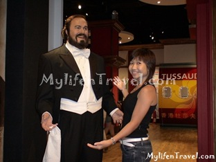 Madame Tussauds Hong Kong 27