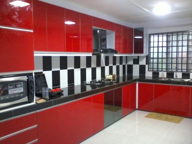 Kabinet Dapur Terus Dari Kilang 2017 11 09