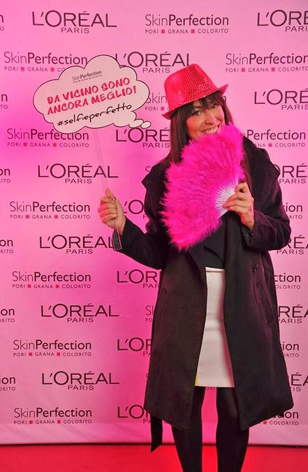skin-perfection-selfieperfetto-evento-loreal-paris