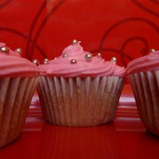 Strawberry Cupcakes.