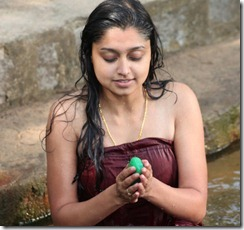 Actress Sreeja Hot in Kozhi Koovuthu Movie Stills