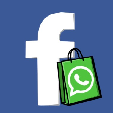 Facebook buys WhatsApp