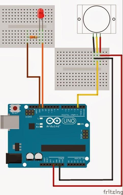 PIR Sensor Tutorial 2