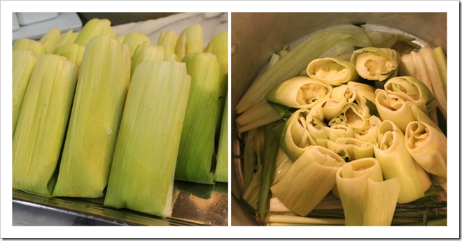 Sweet Corn Tamales Recipe | Mexican Food Recipes