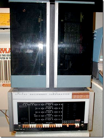 DELL PDP-8 (1964)