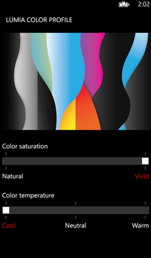 Nokia Color Profile 2