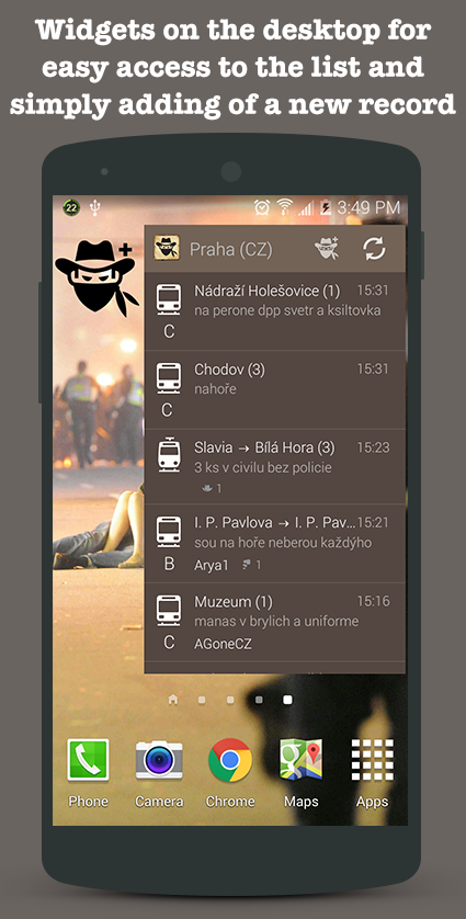 Fare2Bandit- screenshot