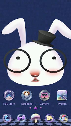 FREE Alice GO Launcher Theme
