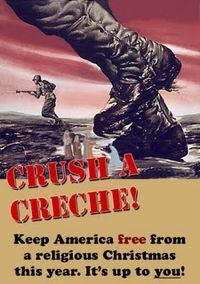 Crush a creche