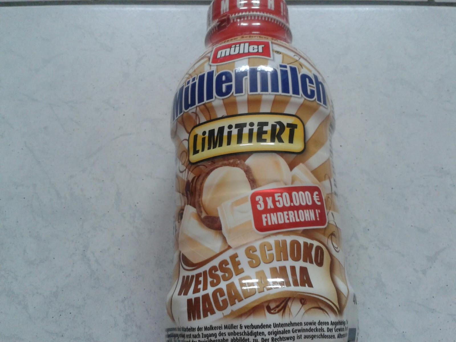 Müllermilch Geschmacksrichtungen