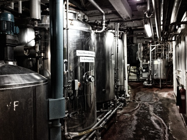 The Fermentation Room at Shepherd Neame