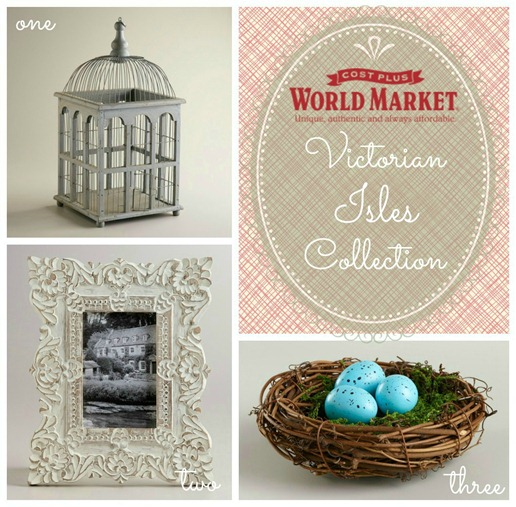 world market Victorian Isles collection #WorldMarket #pmedia