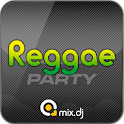 Reggae Party by mix.dj logo
